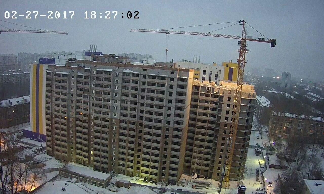 Ерошевского, 31 (жилой комплекс ливерпуль)